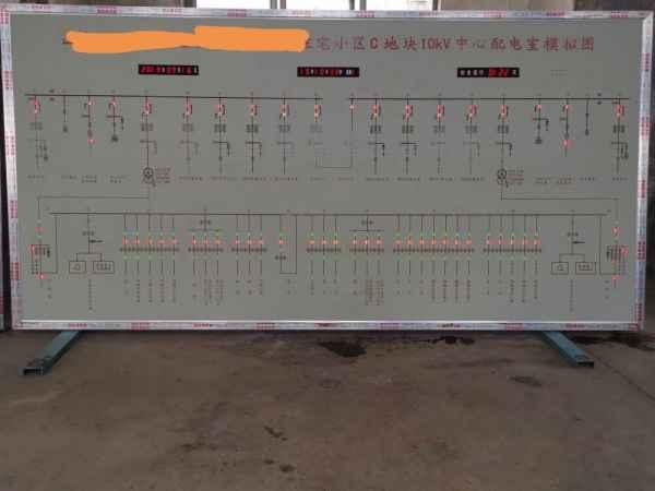 教学模拟屏生产厂