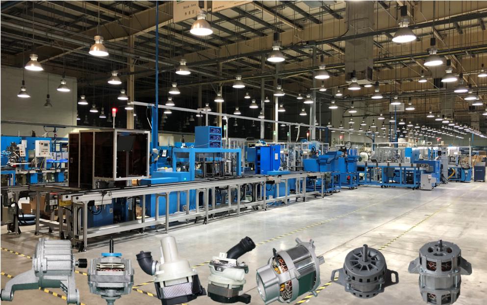 电机马达自动化生产线制造