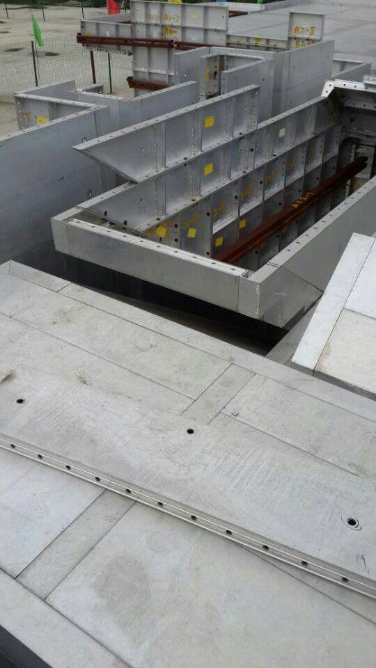 铝合金模板包括哪些材料