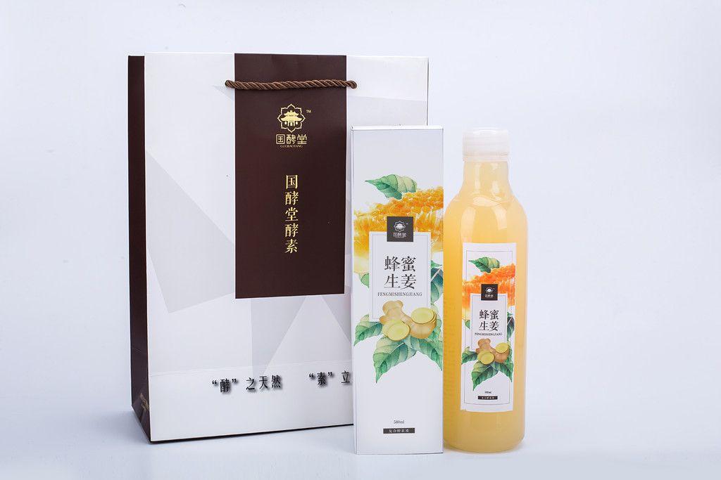 蜂蜜生姜复合酵素液企业