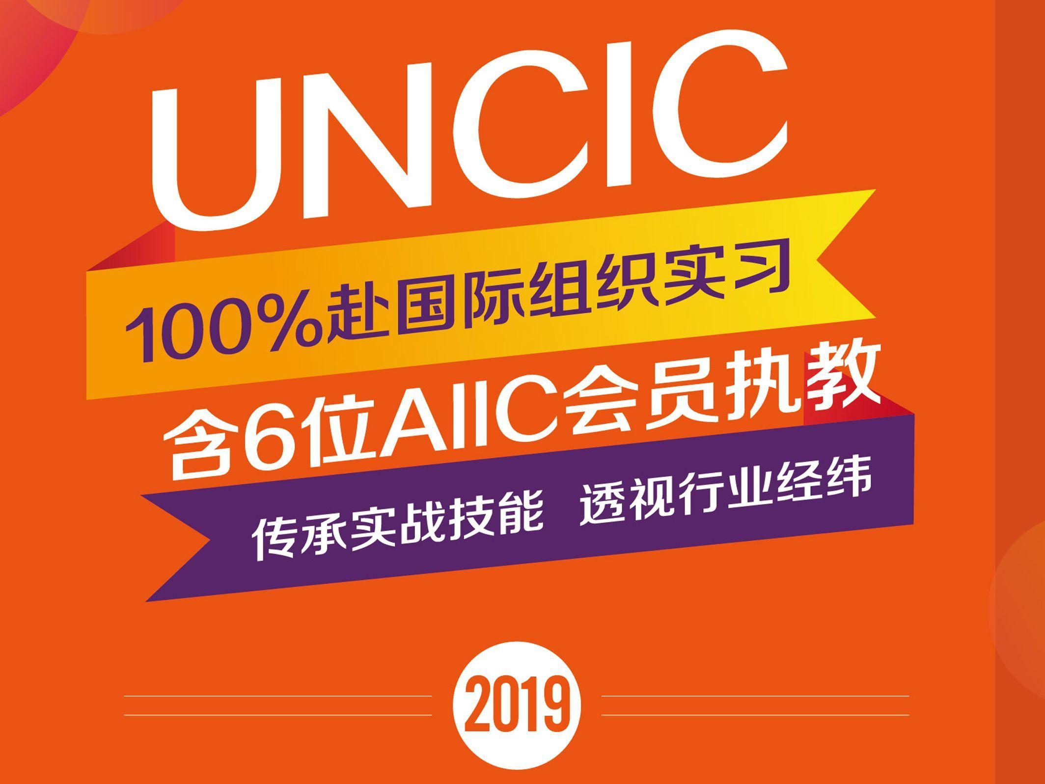 UNCIC项目