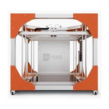 3D打印機BigrepONE可以保證高品質的材料