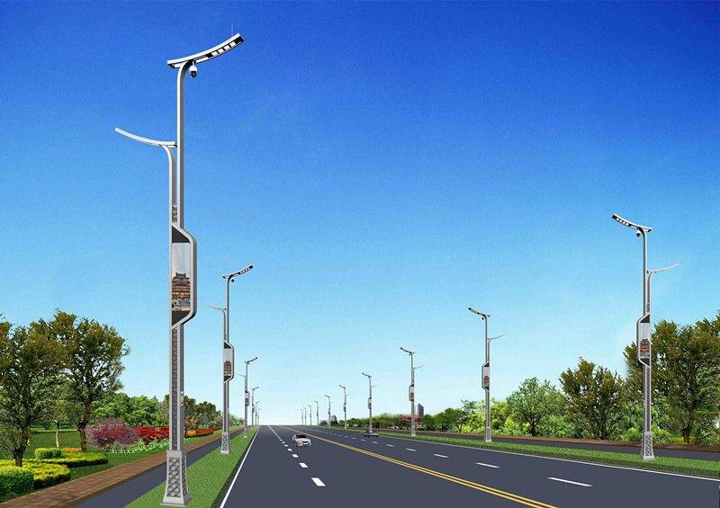 廣東智能路燈供應價格