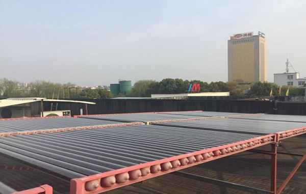 极航真空管型太阳能机组蒸汽机组