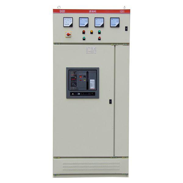 GGD交流低压配电柜厂家