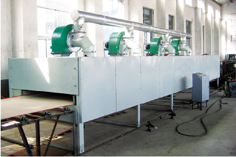 山东网带式烘干机设备