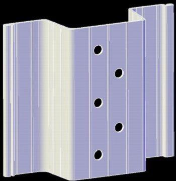 广东U型塑钢板桩生产商