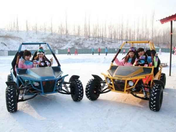 黑龙江滑雪娱乐项目选哪家