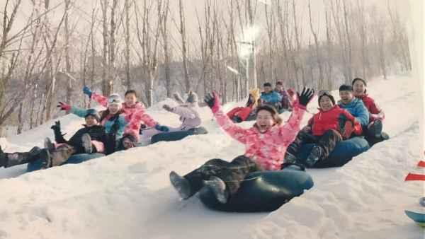 哈尔滨滑雪哪里好玩