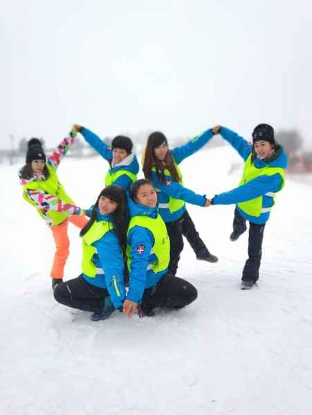 黑龙江滑雪场娱乐项目哪家好