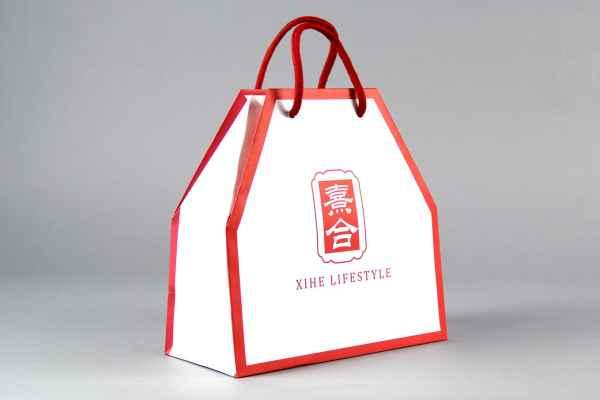 上海珠��手提袋