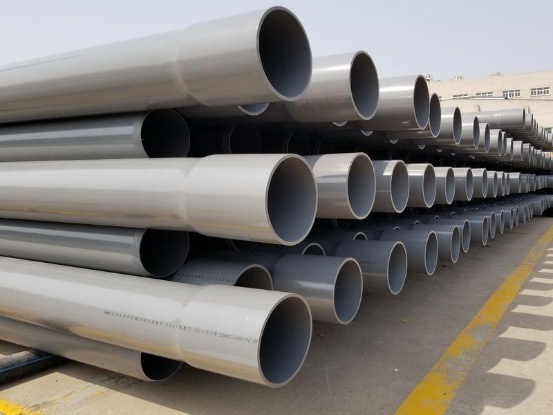 南亚PVC管材管件大量供应