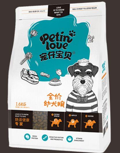 幼犬粮生产厂家