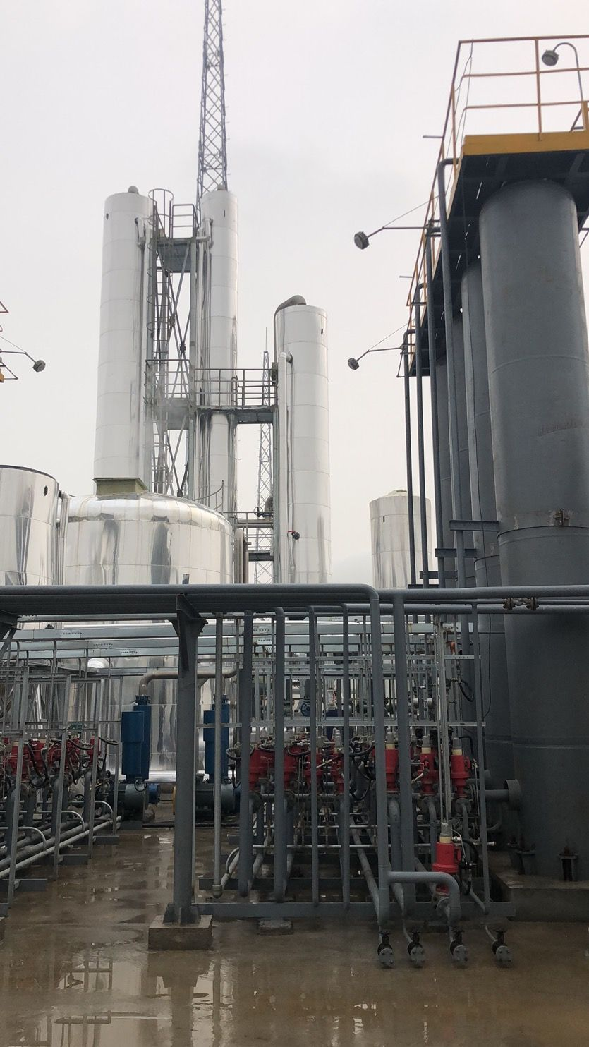 江苏沼气提纯制天然气工程承包