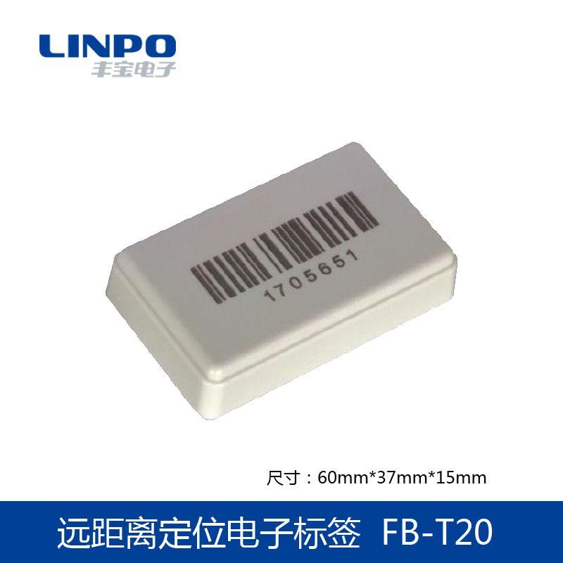 rfid有源电子标签2.4GHzFB-T20