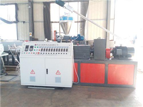 山东PVC穿线管生产线