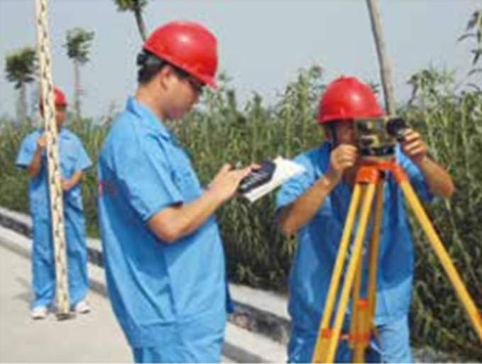 惠州竣工验收测量