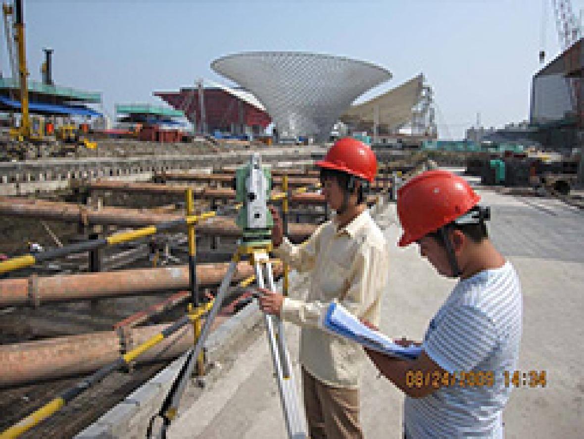 惠州基坑沉降监测