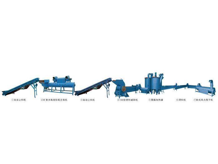河北PET热洗流水线供应商