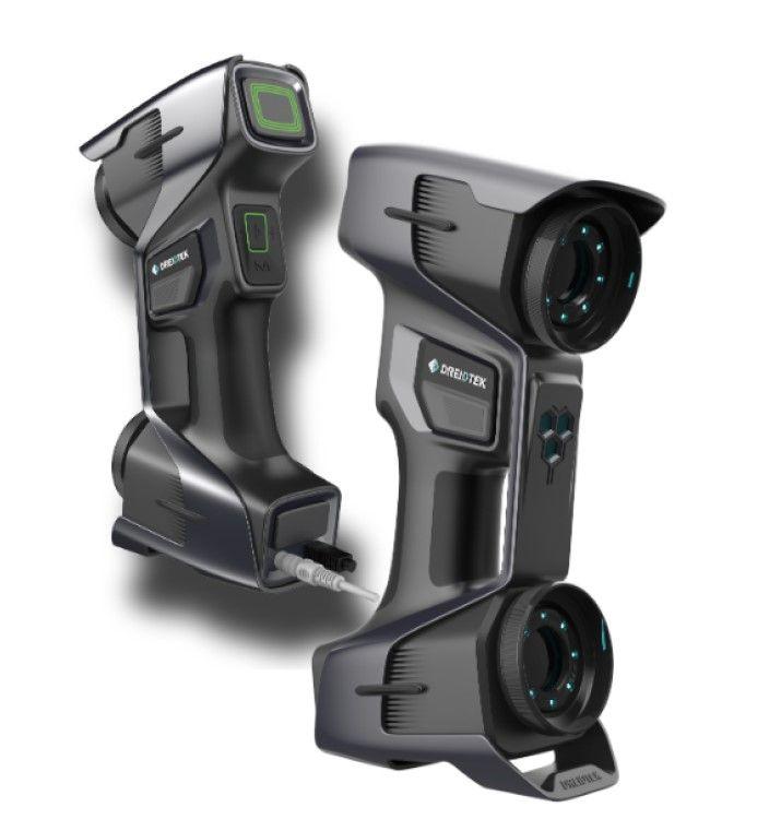 工業級手持式三維激光掃描儀