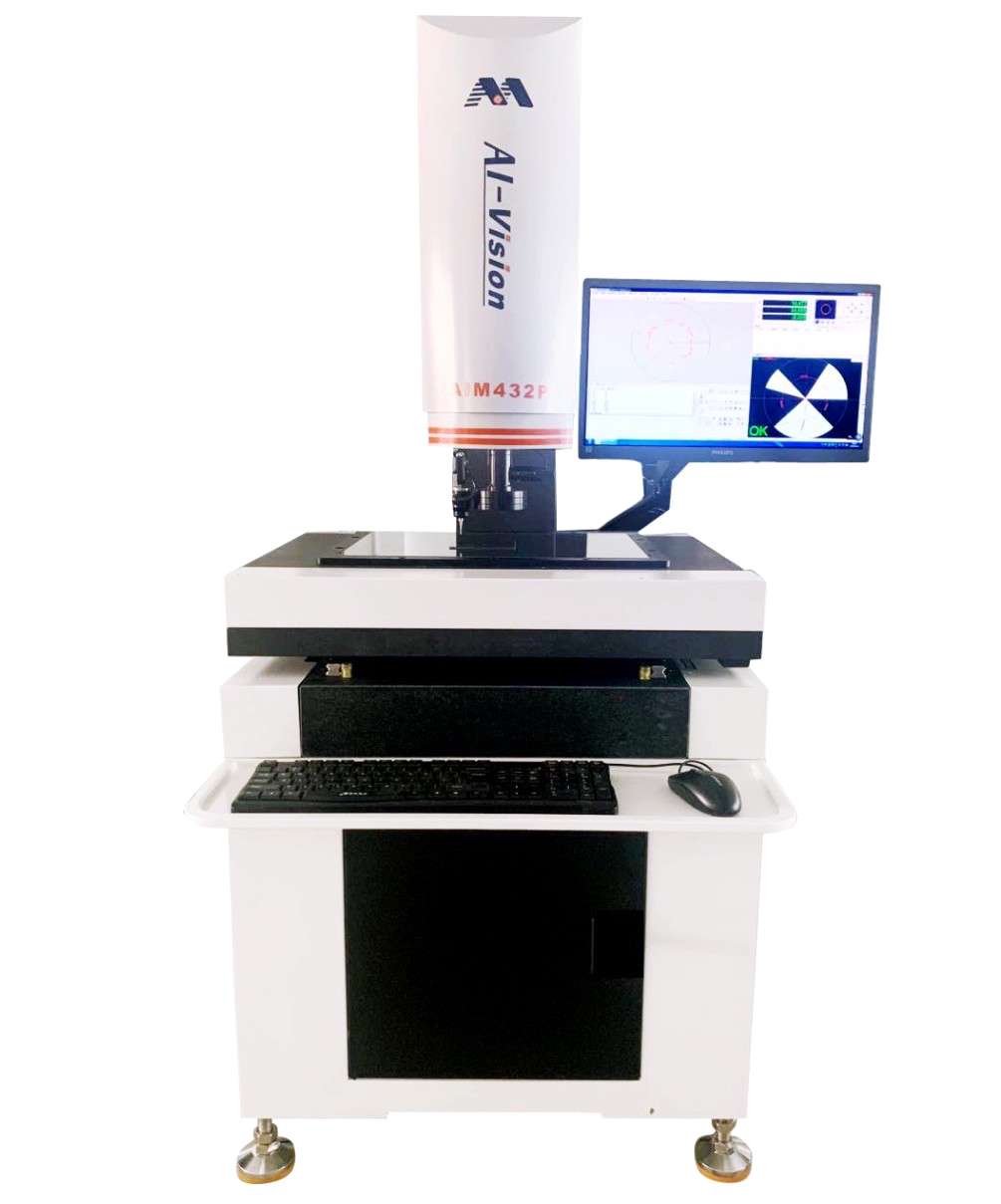 广东全自动二次元影像测量仪