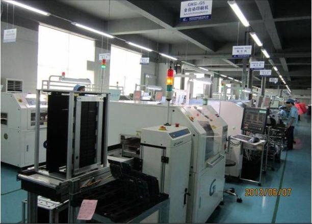 机械零部件的工厂评估