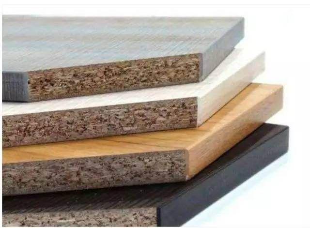 豪美賓士邦尼貼面實木顆粒板