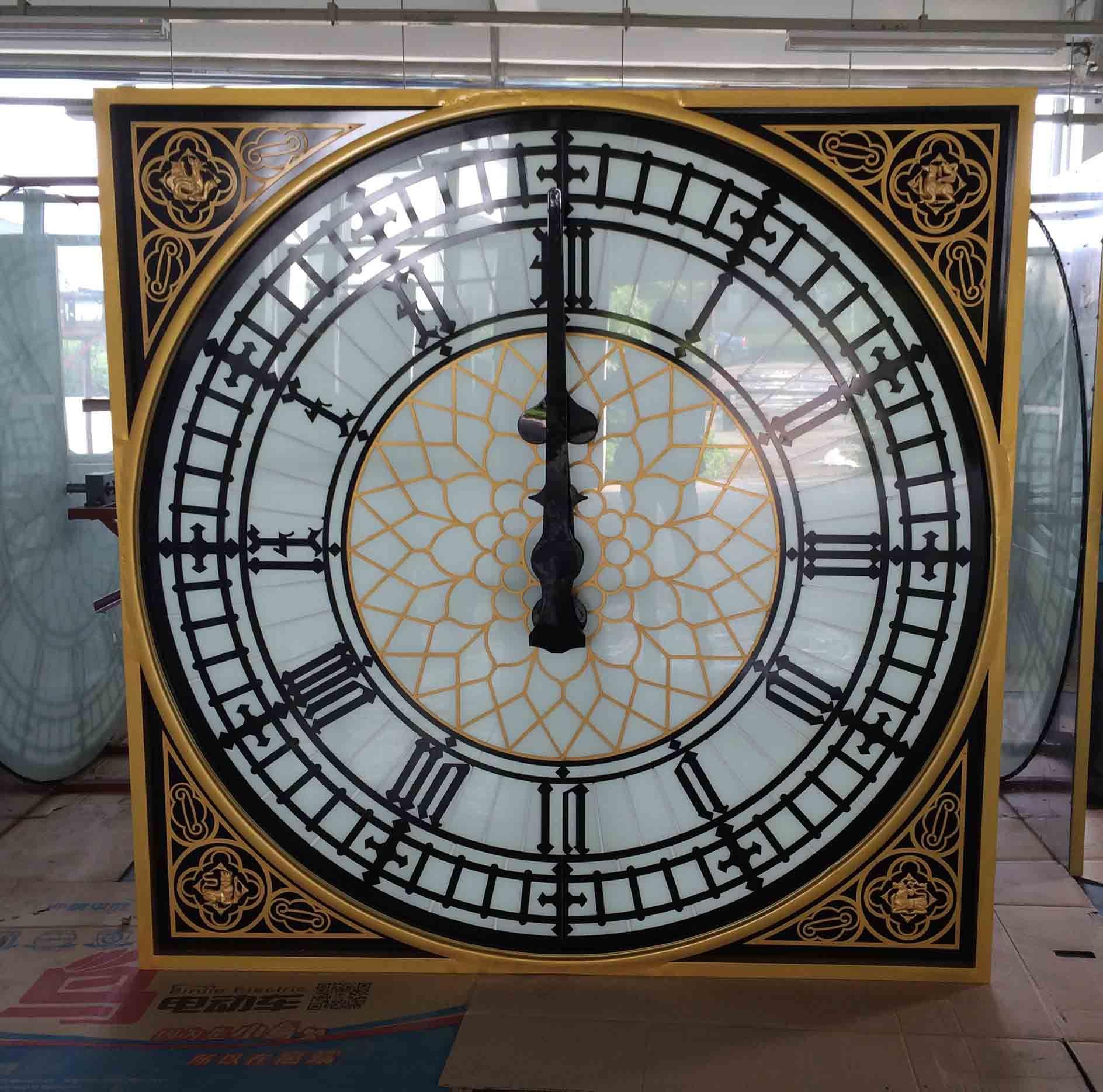 室外大钟钟楼钟表大型时钟