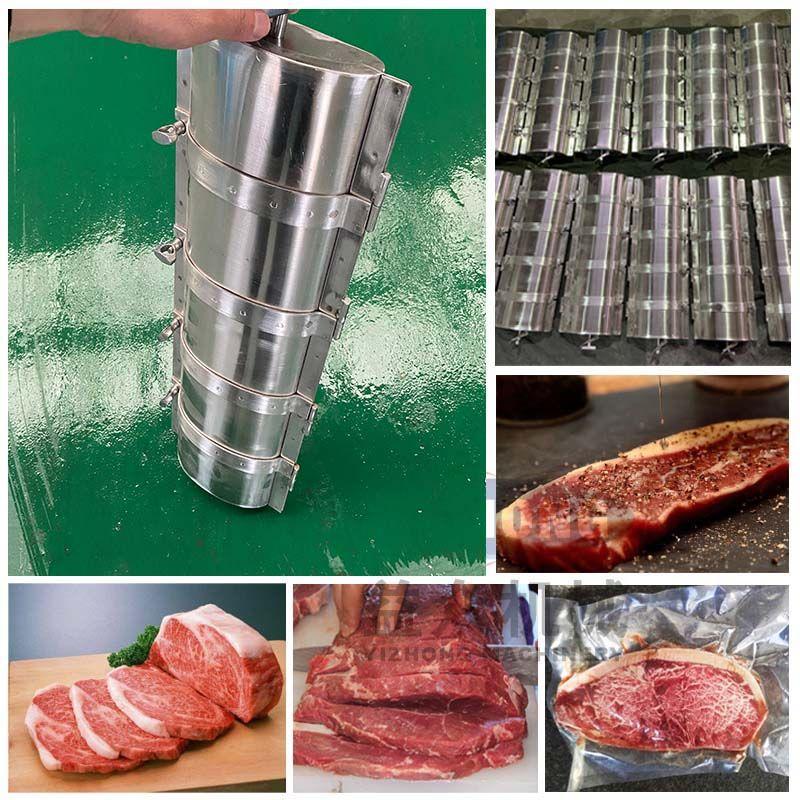 冷冻牛排西冷牛排菲力牛排成型加工亚洲图片区批发价
