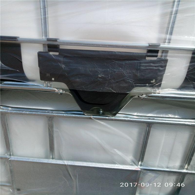 1立方塑料带铁架包装运输桶