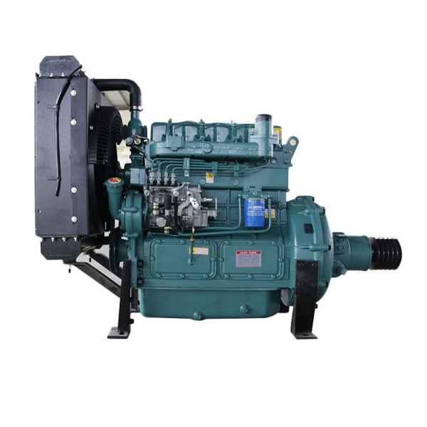 华申4102固定作业柴油机