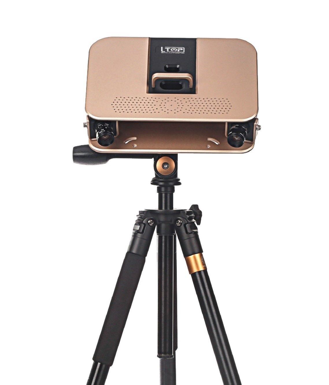 LTOP 拍照式結構光三維掃描儀