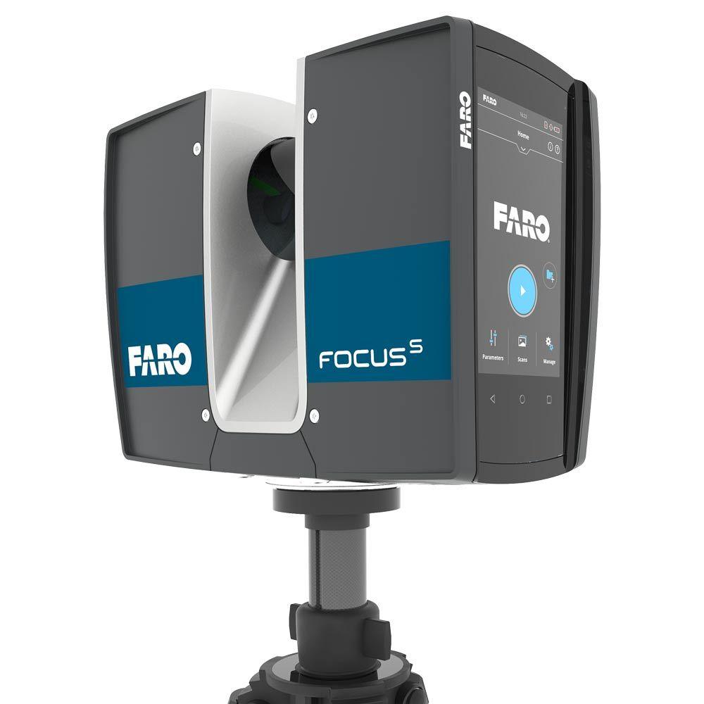 FARO Focus 测绘级三维激光扫描仪  建筑BIM三维扫描  大空间测绘