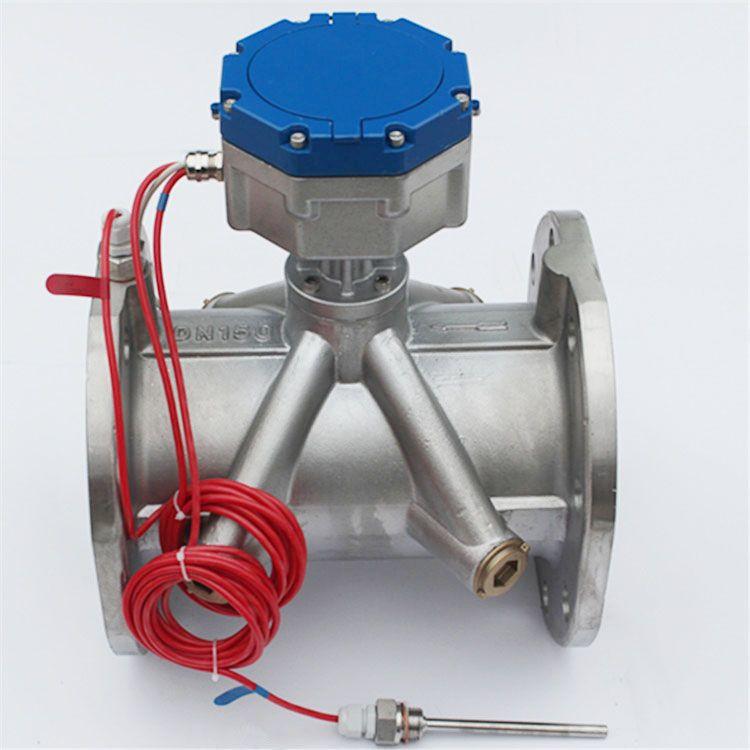 甘肃大口径不锈钢热量表厂家直销 管网式热表 承接水表热表OEM  热力入口装置