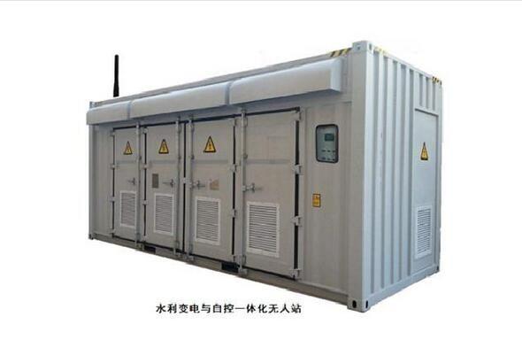 户外箱式智能变电自控一体站厂家