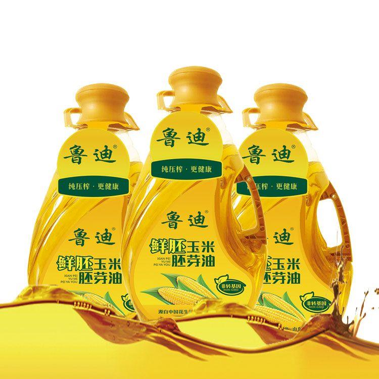 鲜胚玉米胚芽油非转基因厂家直销