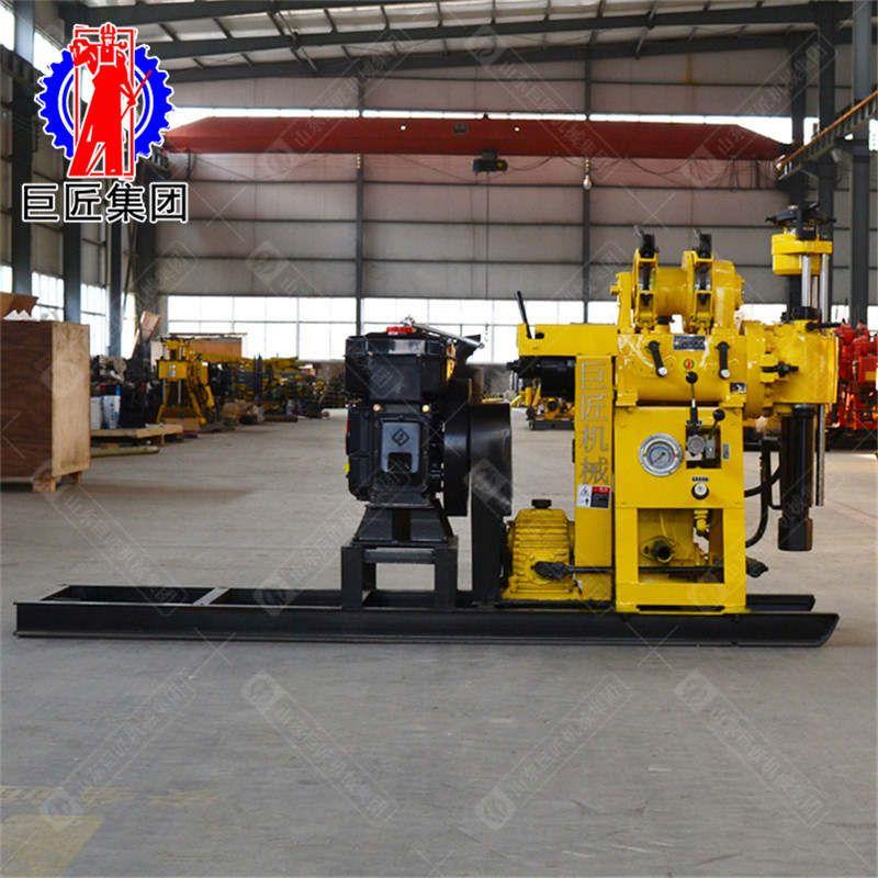 厂家现货HZ-130Y液压水井钻机 家用水井钻机进尺快