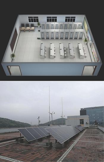 湖南微电网实训设备厂