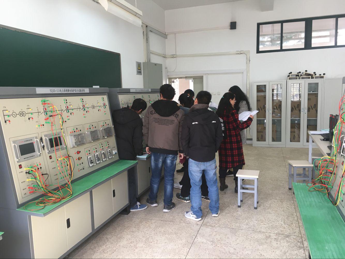 廣東繼電保護實驗