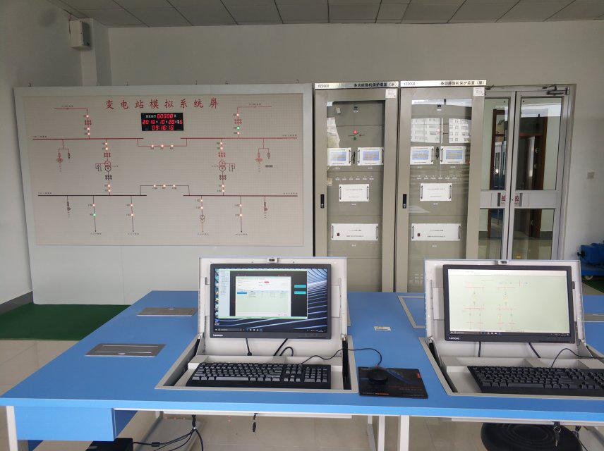 广东电气实验室装置