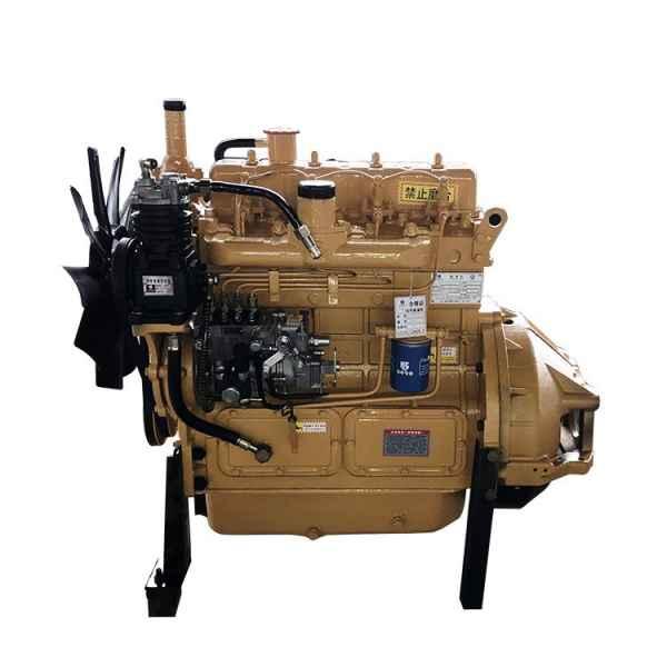 ZH4102带离合器片柴油机