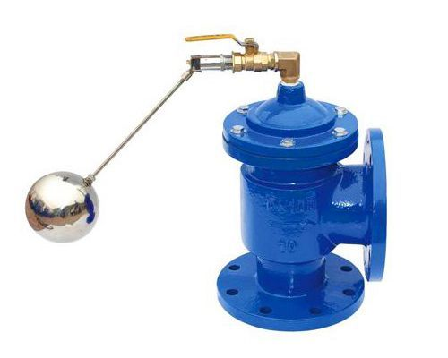 中閥科技湖北武漢H142X液壓水位控制閥|宜昌水位控制閥生產廠家