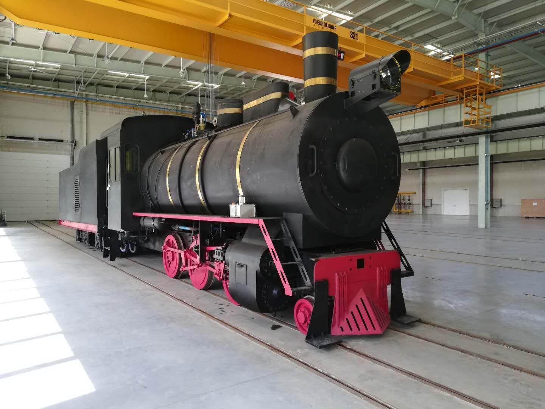 沈阳蒸汽小火车