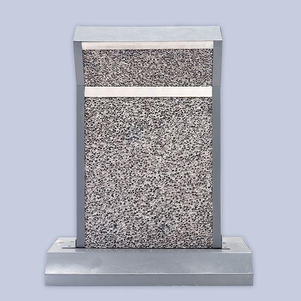 内蒙古泡沫铝声屏障价格
