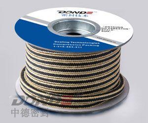 ZD-P1422四角芳纶碳纤维盘根