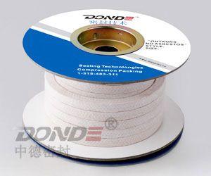 ZD-P1410白芳纶纤维盘根