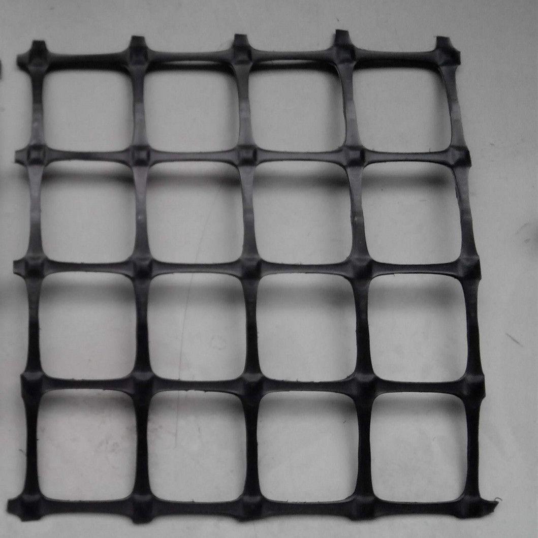 定制土工格栅 塑料双向格栅 钢塑格栅 玻纤土工格栅