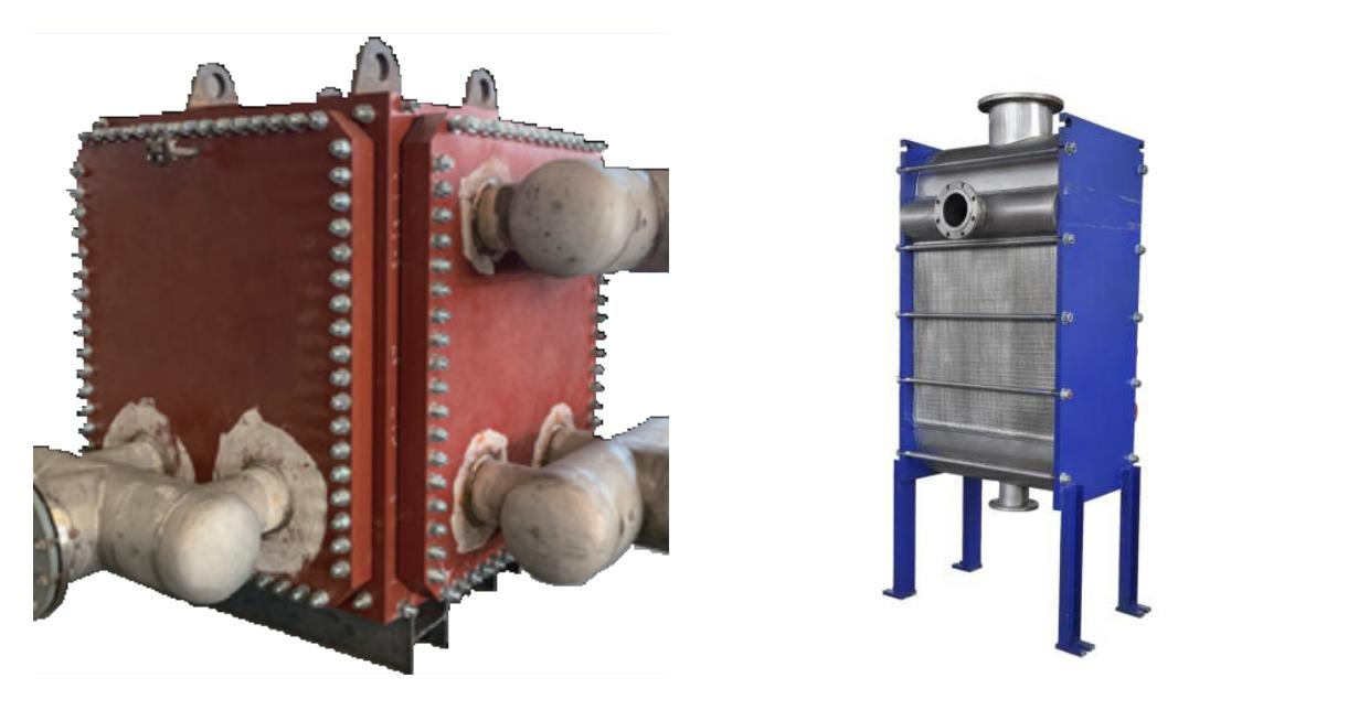山东全焊接式板式换热器