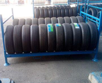 周转运输用轮胎架 鑫辉汽车厂轮胎架