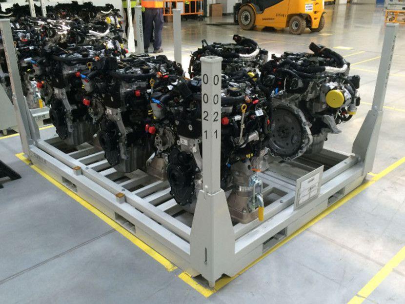 專用料架發動機料架 周轉料架生產廠家